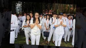 Yobbana Dhamma Samaya 2016 slide foto