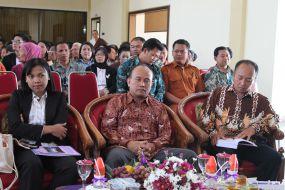 Wisuda Sarjana XI di STAB Kertarajasa Batu, Jawa Timur