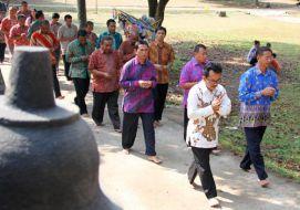 Puja Bhakti Peringatan Hari Asadha Ditjen Bimas Buddha Tahun 2013