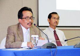 Legislasi Keputusan Ditjen Bimas Buddha Tentang Perguruan Tinggi tahap VII dan VIII
