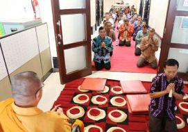 Peringatan Hari Magha Puja 2558BE/2014 Direktorat Jenderal Bimbingan Masyarakat Buddha