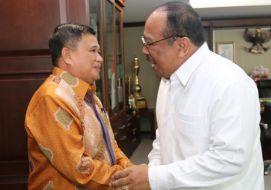 Kunjungan Wakil Gubernur Gorontalo dan Pengurus Yayasan Buddha Dharma Gorontalo serta Yayasan Tanjung Naga Gorontalo