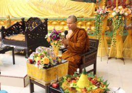 Sebulan Pendalaman Dhamma (SDS) Vihara Buddha Manggala-Kalimantan Timur