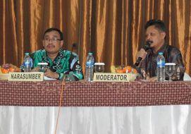 Pembinaan Penyuluh Agama Non PNS di Serang-Banten
