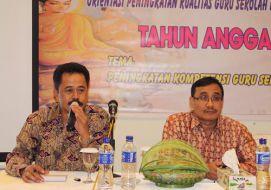 Orientasi Peningkatan Kualitas Guru SMB Prov.Sulawesi Tenggara