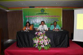 Orientasi Peningkatan Mutu Tenaga Pendidik Dan Kependidikan Agama Buddha Provinsi Papua
