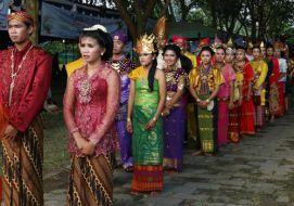 Rangkaian Waisak 2558 BE/2014 Sangha Agung Indonesia
