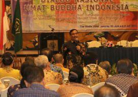 Dialog Nasional Umat Buddha 2014