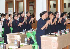 Munas Majelis Agama Buddha I Kuan Tao Indonesia