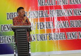 Pembinaan Umat Buddha Di Sumatera Utara 2014