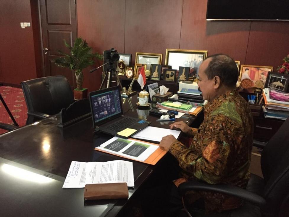 Puslitbang LKKMO Gelar Persiapan Omnibus Riset dan Survei Zona Integritas