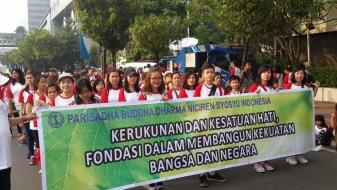 52 Tahun NSI Berkarya Demi Kejayaan Indonesia Melalui Gerak Jalan Kerukunan