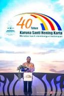 Menteri Agama Hadiri HUT 40 Sangha Theravada Indonesia (STI)