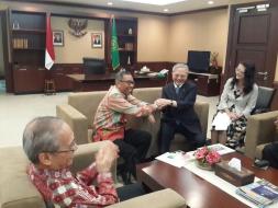 Kemenag Gandeng Soka University Melalui Soka Gakkai Indonesia Untuk Program Beasiswa Pendidikan Agama Buddha