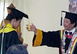 Sekolah Tinggi Agama Buddha Negeri Raden Wijaya Gelar Wisuda Sarjana VI Tahun 2016