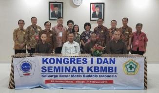 Kongres KBMBI, Nyoman Suriadarma,  Landasi Buddhis dan Etika Kedokteran Tingkatkan Profesionalisme.