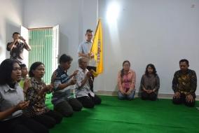 Perdana PC.MBI Kapuas di Komandoi Guru Masa Pensiun