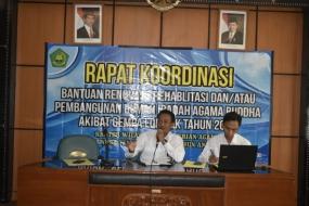 Bantuan RIAB Segera Dilaksanakan, Pembimas NTB Tekankan Pertanggungjawaban
