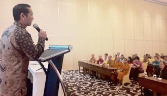 Tutup Musyawarah Penyelenggaraan Pendidikan, Supriyadi: Jadikan Organisasi Wadah Pemersatu