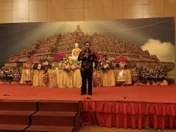 Peringati Waisak di TMII, Suwanto: Refleksikan Ajaran Buddha Dalam Keseharian