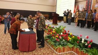 Jadi Saksi Pengurus Permabudhi Sulbar, Supriyadi : Sikapi Tantangan dengan Baik