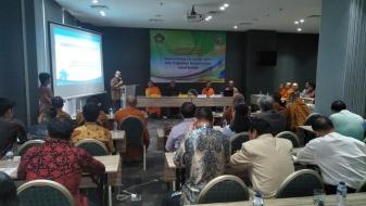 Buka Dialog Kerukunan Intern Umat Buddha,  Dirjen: Rawat Keberagaman Jaga Persatuan