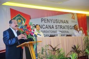 Renstra 2020-2024, Caliadi: Prioritaskan  Kebermanfaatan Masyarakat