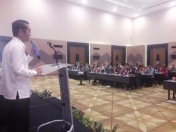 Buka Musyawarah Penyelenggaraan Pendidikan, Supriyadi: Wujudkan Guru Profesional, Ubah Mindset