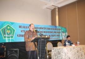 Bina Siswa Buddha Jakarta, Caliadi: Kembangkan Kepribadian Bawa Kemajuan Batin