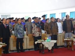 Wisuda STABN Sriwijaya, Caliadi: Kembangkan Sikap Moderasi Satukan Bangsa