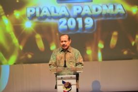 Penganugrahan Piala Padma, Caliadi Ajak Perkuat Moderasi Beragama