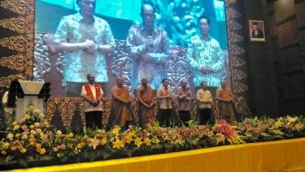 Dirjen Bimas Buddha Hadiri 43 Tahun Sangha Theravada Indonesia