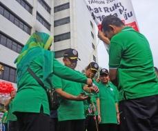 Buka Peringatan HAB Ke-74, Menag: Umat Rukun Indonesia Maju