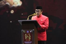 Rayakan Cap Go Meh bersama Walubi, Menag Ungkapkan Kebersyukurannya Hidup di Indonesia