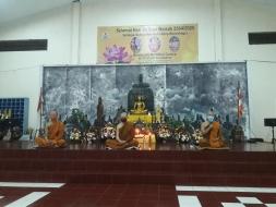 Jelang Waisak, Bodhisatta Buddhis Center Lakukan Kegiatan Sosial
