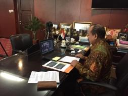 Sosialisasikan SE Menag No. 15 Tahun 2020, Caliadi: Patuhi dan Laksanakan Penuh Tanggung Jawab