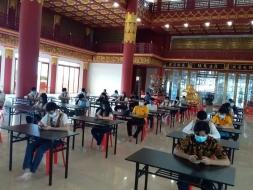 Bina Mental Siswa Agama Buddha, Kakanwil Kepri: Wajib Menjamin Mutu Pendidikan
