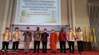 Latih Pandita MBI, Suwanto: Pandita Sebagai Komunikator dan Mediator Bukan Provokator