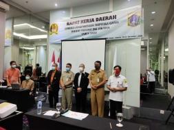 Pembinaan Peserta Raker LPTG, Suwanto Paparkan Program Kerja Bimas Buddha