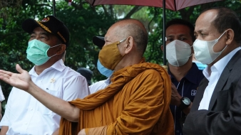 Menko PMK Kaji Candi Borobudur Sebagai Tempat Wisata Spiritual Keagamaan Dunia