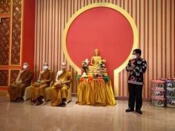 Resmikan Gedung Da Jue Shan, Suwanto: Aktifkan Kegiatan dan Implementasikan Moderasi Beragama