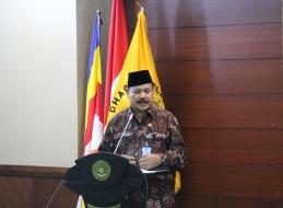 Hadiri Pelantikan Dharmapala Nusantara, Caliadi: Jalankan Tugas Organisasi dengan Penuh Komitmen dan sesuai UU