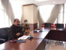 Adakan Rapat Bersama STABN Raden Wijaya, Caliadi: Fokuskan Pembangunan di Kawasan Borobudur