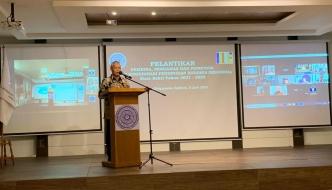Pelantikan Pengurus BKPBI Nyoman: Kolaborasi dan Sinergitas