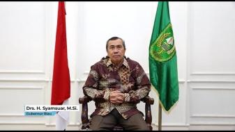 Sippa Damma Samajja Gubernur Riau: Menunjukkan Kepiawaian Anak-Anak Pelajar tentang Dhamma Ajaran Buddha.