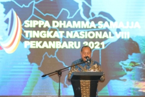 Sumatera Selatan Boyong Piala Bergilir Menteri Agama