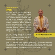 Bertemu Uskup Agung Jakarta, Menag Diskusi Penguatan Moderasi Beragama